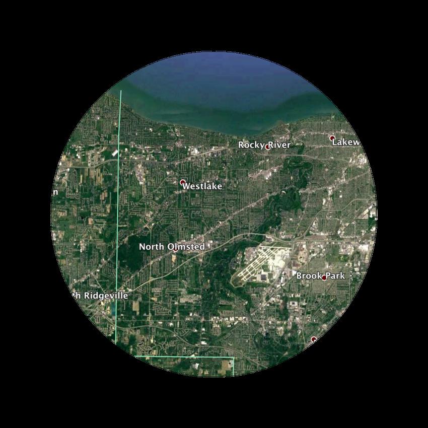 Cleveland Ohio Western Suburbs