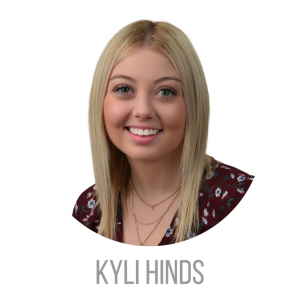 Kyli Hinds Marketing Coordinator