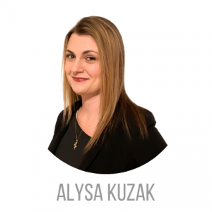Alysa Kuzak transaction coordinator